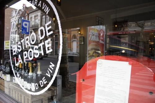 «Bistrot de la Poste»: L'art de la bistronomie (FERME)