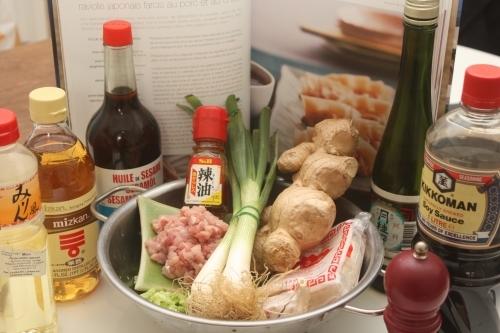 Lexique des ingrédients de base japonais
