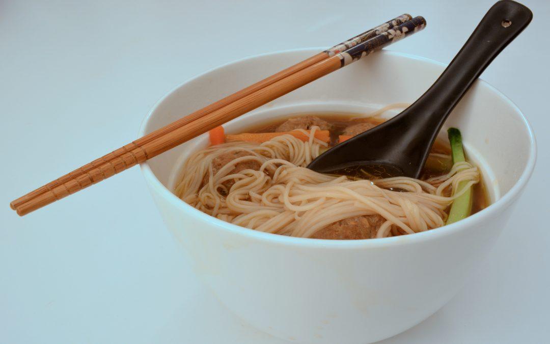 Des soupes japonaises à gogo