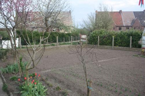 Du jardin à l'assiette – Et hop on retourne la terre!