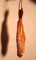 Cheesecake à la ricotta et haddock fumé