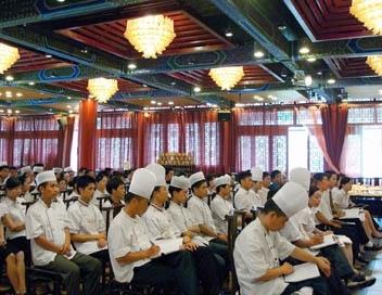 Le restaurant chinois aux 1000 délices