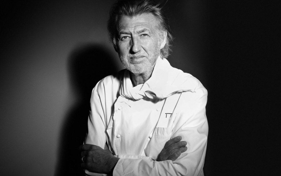 Pierre Gagnaire, le penseur de la cuisine