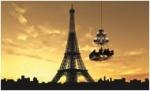 Vingt-quatre étoiles dans le ciel de Paris