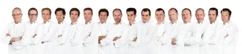 16 chefs, 25 étoiles, 4 menus