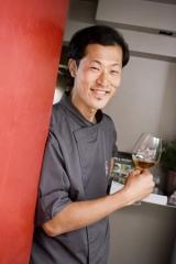 Sang-Hoon Degeimbre, défenseur de la cuisine moléculaire