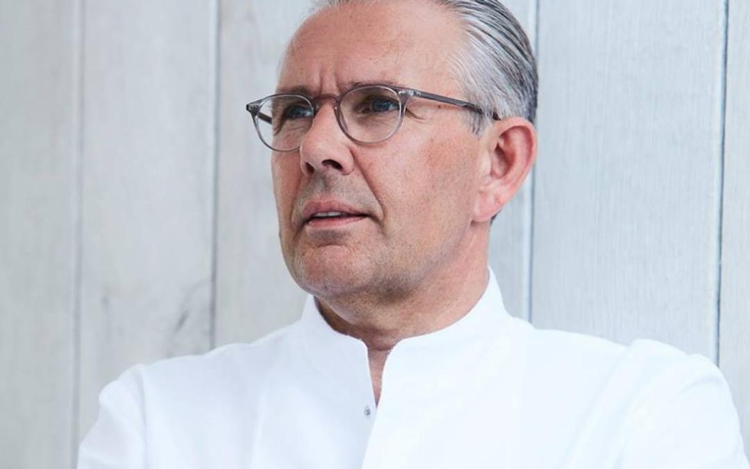 Peter Goossens: le goût comme une évidence