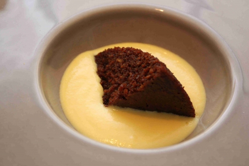 Hot Marmelade Pudding
