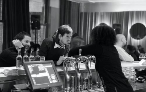 Bar du Matin: Bar branché
