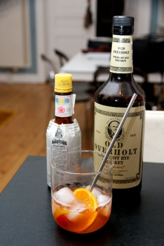 Old fashioned, l'origine du cocktail