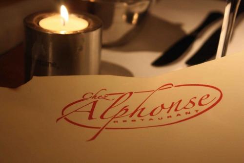Chez Alphonse, chouette bistro de quartier