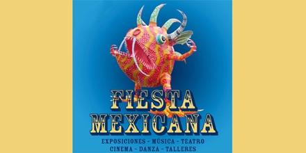 Fiesta Mexicana y Frida Kalho!