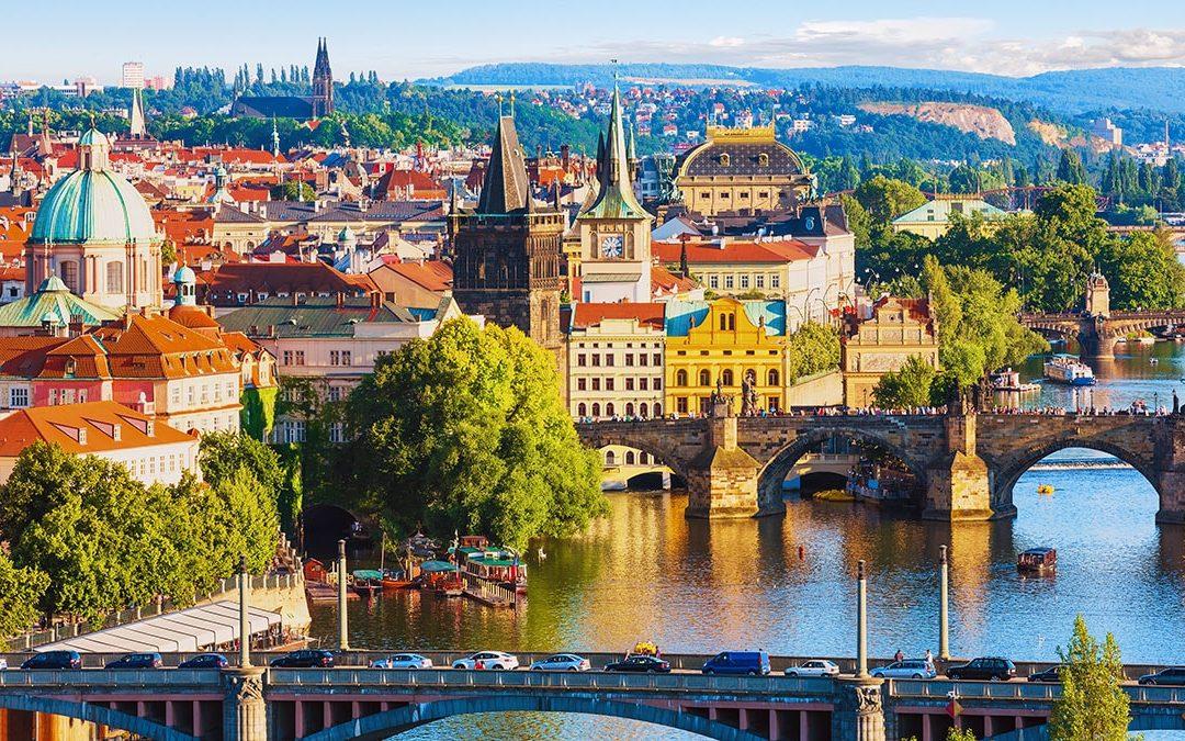 Etonnante Prague
