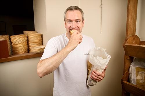 Pascal Donnet ou le vrai goût du pain