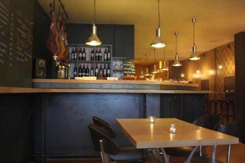 «El Txoko»: un petit coin de Pays Basque à Bruxelles (FERMÉ)
