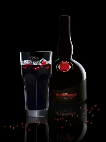 Ruby Black Velvet