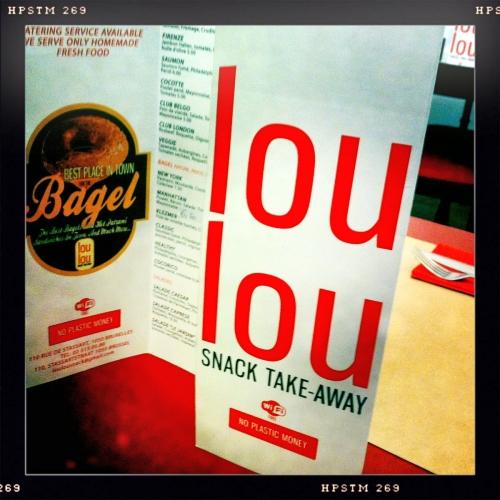 Loulou: le meilleur pastrami de Bruxelles! (FERMÉ)