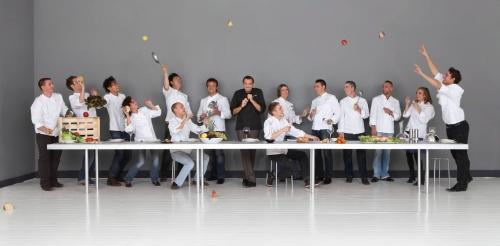 Top Chef 2, c'est parti!