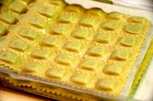 Mignonnes petites ravioles