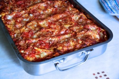 Les lasagnes de Nonna