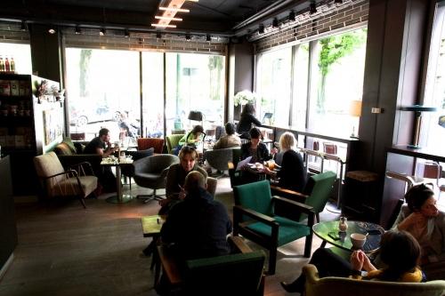 Café de la presse: un brunch comme à New York
