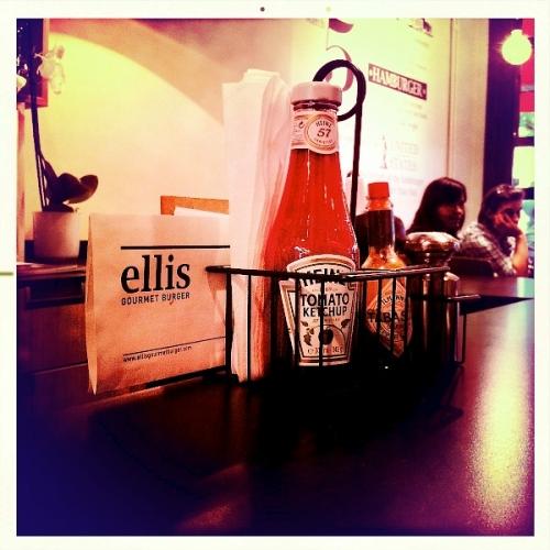 Ellis Gourmet Burger, un quality burger