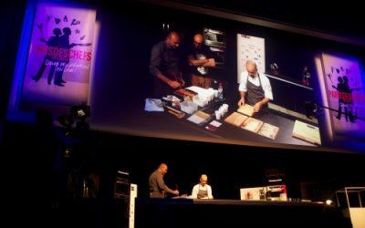 Paris des chefs: les arts et la cuisine