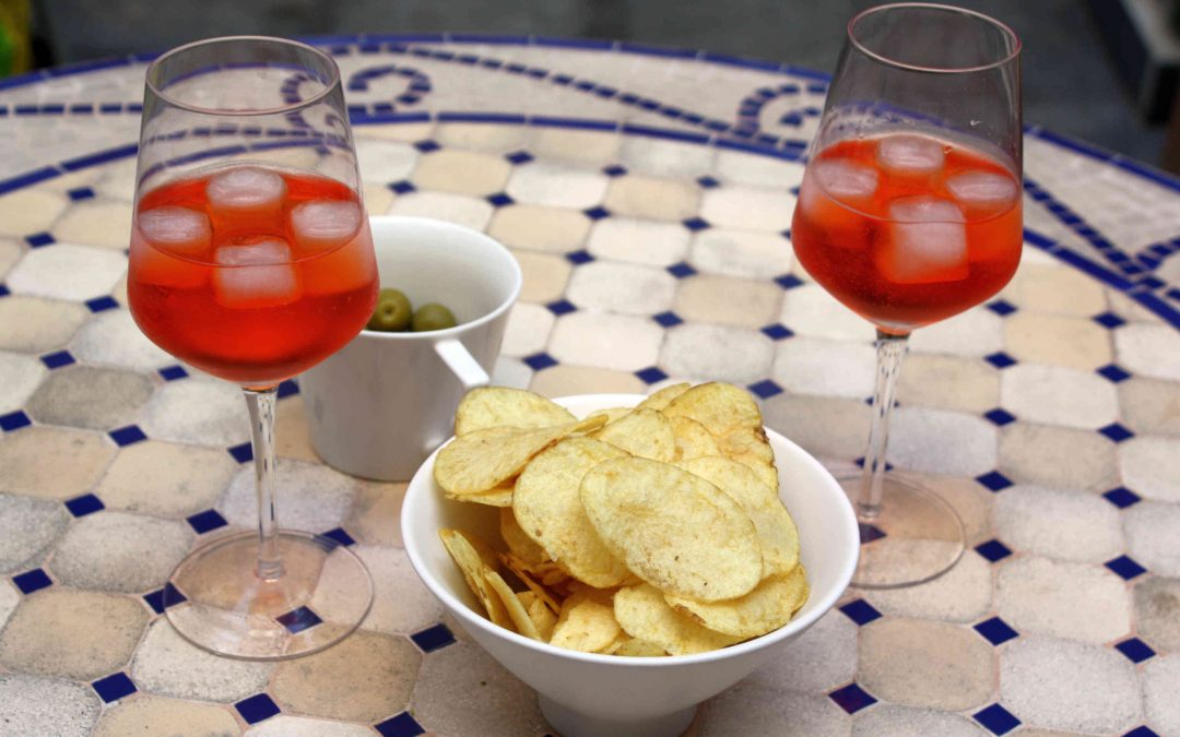 Le Spritz con Aperol comme à Venise