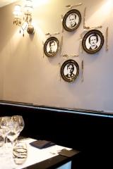 Restaurant, Vintage,