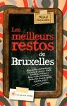livres bruxelles,guides bruxelles,restaurants bruxelles,adresses gourmandes bruxelles