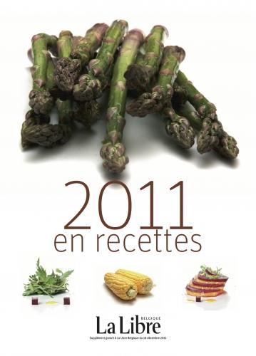 2011 en recettes