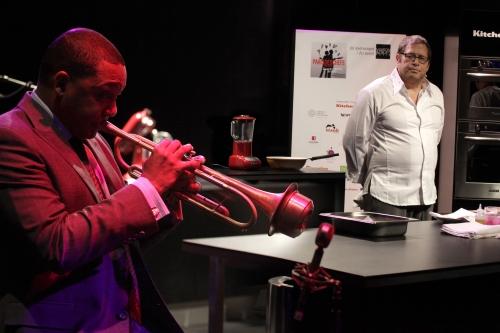 Kinch-Marsalis ou la synthèse entre cuisine et musique…