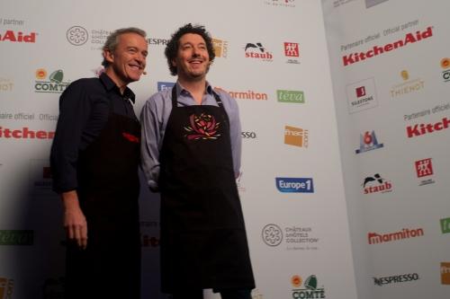 paris des chefs,festival culinaire,chefs étoilés,paris