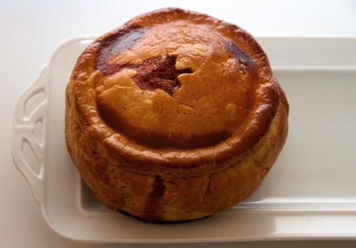 Melton Mowbray Pie, Pie anglaise, tourte anglaise
