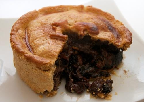 tourte au gibie,game pie,tourte anglaise