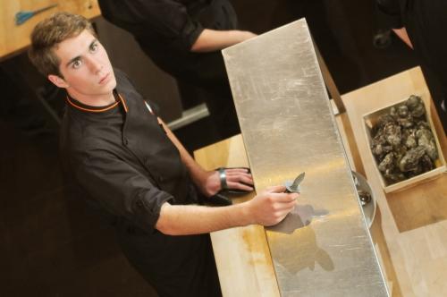 comme un chef,rtbf,emission,bon bon,christophe hardiquest,lucie comme un chef,benoît comme un chef