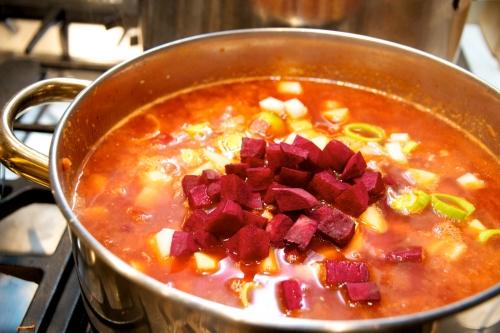bortsch,cuisine russe,soupe russe,soupe betterave