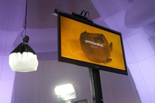 Omnivore Bruxelles: Cuisine d'auteur en live!