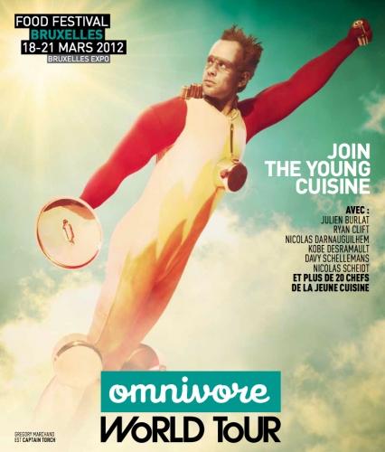 Omnivore Bruxelles!