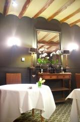 D'Eugénie à Emilie, Restaurant étoilé, resto étoilé Wallonie, resto étoilé Baudour, resto étoilé Hainaut, Eric Fernez