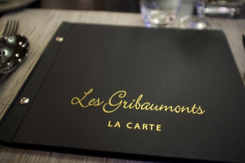 Restaurant Mons, Les Gribaumonts, Lady Chef of the Year 2012, Lisa Calcus