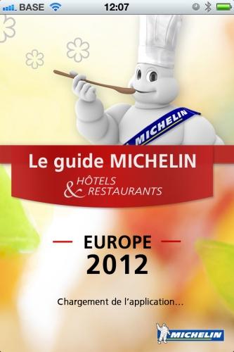 Michelin: toute l'Europe en poche!