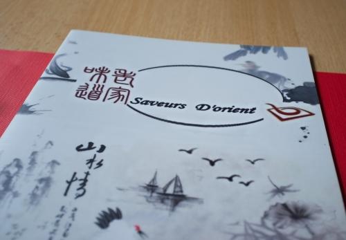 Saveurs d'Orient: snack asiatique soigné