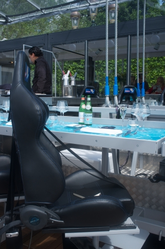 dinner in the sky,brusselicious,diner dans le ciel,yves mattagne