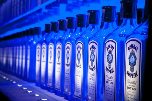 Bombay Blue Gin