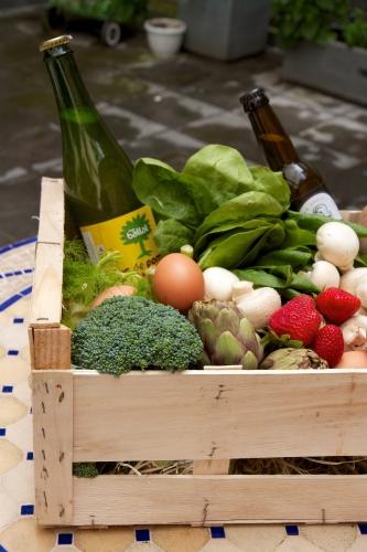paniers bio,cuisine bio,recettes bio,écolo