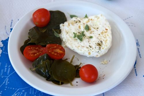 santorin,cyclades,cuisine grecque,oia,thira