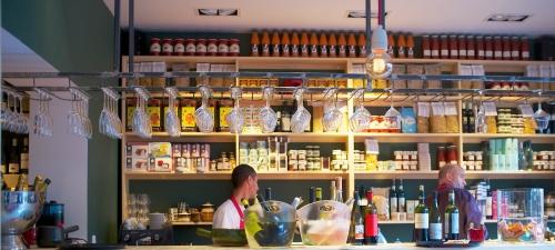 Pepete & Ronron, le bar à vins de l'été
