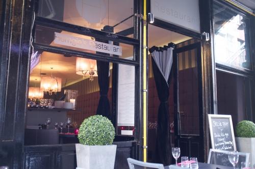 Hemgie's: steakhouse soignée