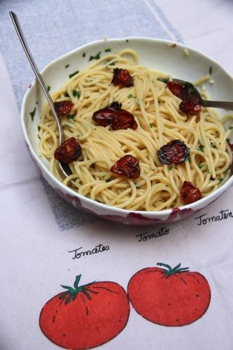 recette colatura,spaghetti alla colatura,colatura di alici,colatura cetara